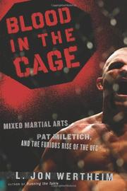 BLOOD IN THE CAGE by L. Jon Wertheim