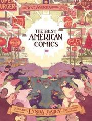 THE BEST AMERICAN COMICS, 2008 by Lynda Barry