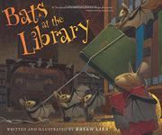 Cover art for BATS AT THE LIBRARY