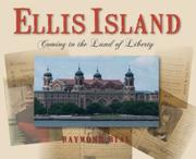 Cover art for ELLIS ISLAND