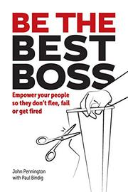 BE THE BEST BOSS Cover