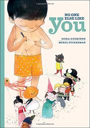 NO ONE ELSE LIKE YOU by Siska Goeminne