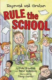 Cover art for RAYMOND AND GRAHAM RULE THE SCHOOL