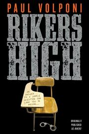 Book Cover for RIKERS HIGH