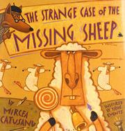 Book Cover for THE STRANGE CASE OF THE MISSING SHEEP