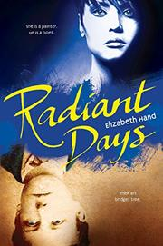 Book Cover for RADIANT DAYS