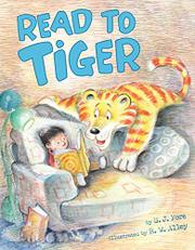 Cover art for READ TO TIGER