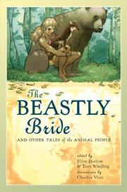 Cover art for THE BEASTLY BRIDE