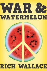 Cover art for WAR & WATERMELON