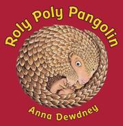 Book Cover for ROLY POLY PANGOLIN