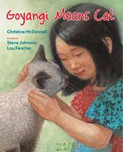 Book Cover for GOYANGI MEANS CAT