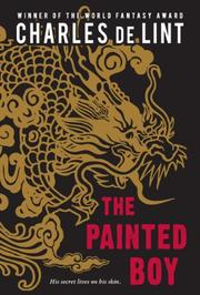 Cover art for THE PAINTED BOY