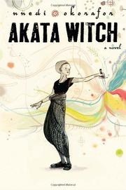 Cover art for AKATA WITCH