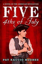 FIVE 4THS OF JULY by Pat Raccio Hughes