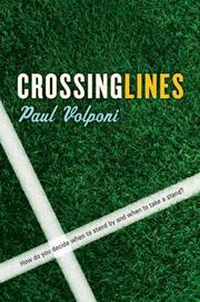 Cover art for CROSSING LINES