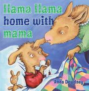 Cover art for LLAMA LLAMA HOME WITH MAMA