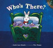Book Cover for WHO'S THERE?
