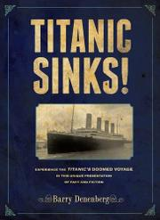 Cover art for <i>TITANIC</i> SINKS!