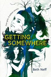 Book Cover for GETTING SOMEWHERE