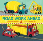 Cover art for ROAD WORK AHEAD