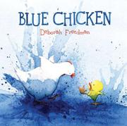 Book Cover for BLUE CHICKEN