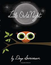 LITTLE OWL'S NIGHT by Divya Srinivasan