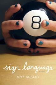 Cover art for SIGN LANGUAGE