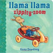 Book Cover for LLAMA LLAMA ZIPPITY-ZOOM