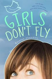 Cover art for GIRLS DON'T FLY