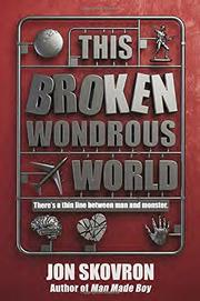 THIS BROKEN WONDROUS WORLD by Jon Skovron