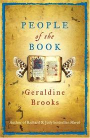 Cover art for PEOPLE OF THE BOOK