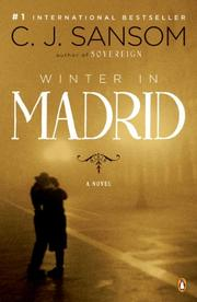 Book Cover for WINTER IN MADRID