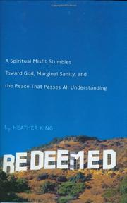Cover art for REDEEMED