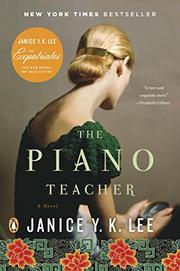 Cover art for THE PIANO TEACHER