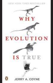 Cover art for WHY EVOLUTION IS TRUE