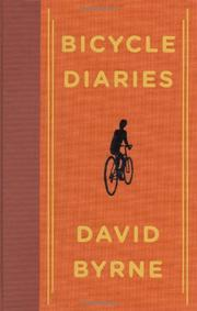 Cover art for BICYCLE DIARIES