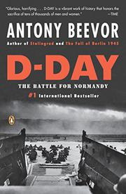 D-DAY by Antony Beevor