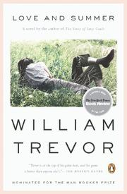 LOVE AND SUMMER by William Trevor