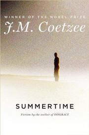 SUMMERTIME by J.M. Coetzee