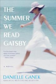 Cover art for THE SUMMER WE READ GATSBY