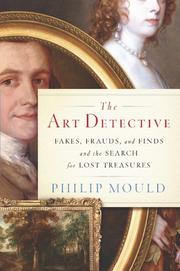 Book Cover for THE ART DETECTIVE