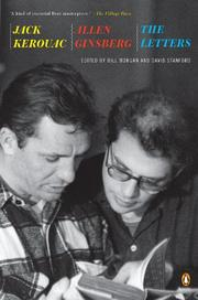 Cover art for JACK KEROUAC AND ALLEN GINSBERG
