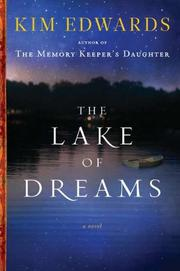 Cover art for THE LAKE OF DREAMS