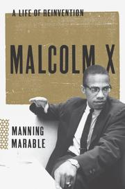 Book Cover for MALCOLM X