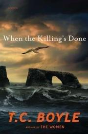 Cover art for WHEN THE KILLING'S DONE