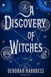 Book Cover for A DISCOVERY OF WITCHES