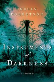 Cover art for INSTRUMENTS OF DARKNESS