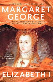 Cover art for ELIZABETH I