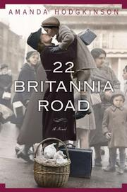 Cover art for 22 BRITANNIA ROAD