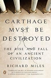 Book Cover for CARTHAGE MUST BE DESTROYED
